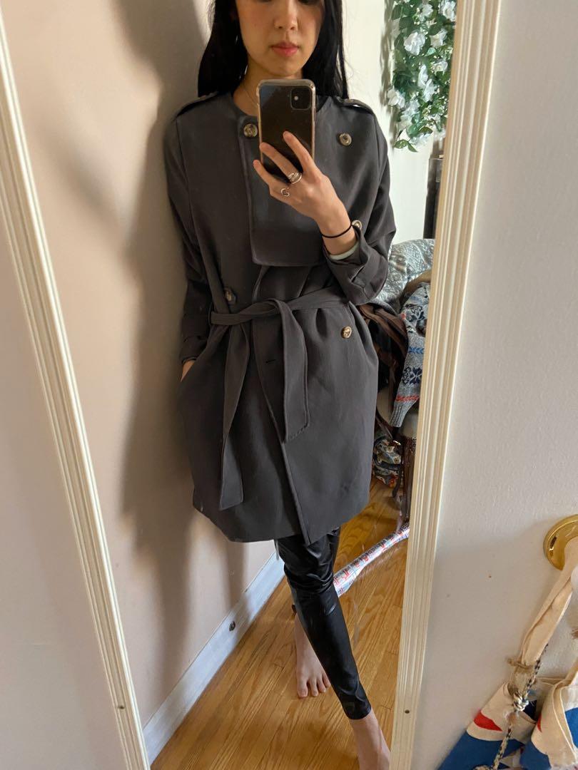Euc trench coat