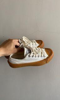Excelsior 白色餅乾鞋 正版 百貨公司購入
