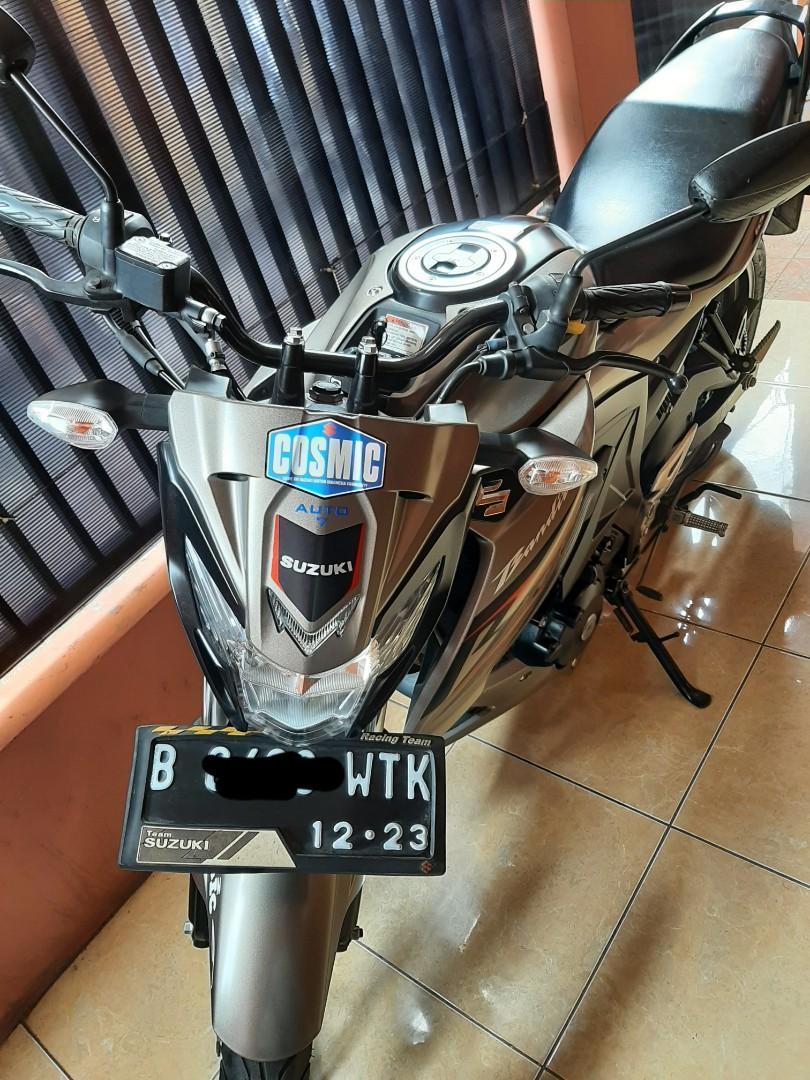 GSX Bandit 150 Desmber 2018