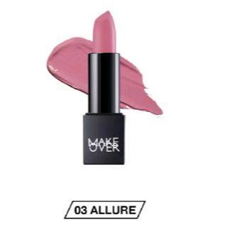 Make Over Color Hypnose Creamy Lipmatte shade 03 Allure