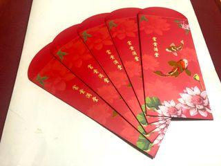 May Bank Kim Eng 2020 Red Packets (2 packs for $5)