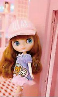 Middie Blythe CWC  Excl Collaboration Rilakuma