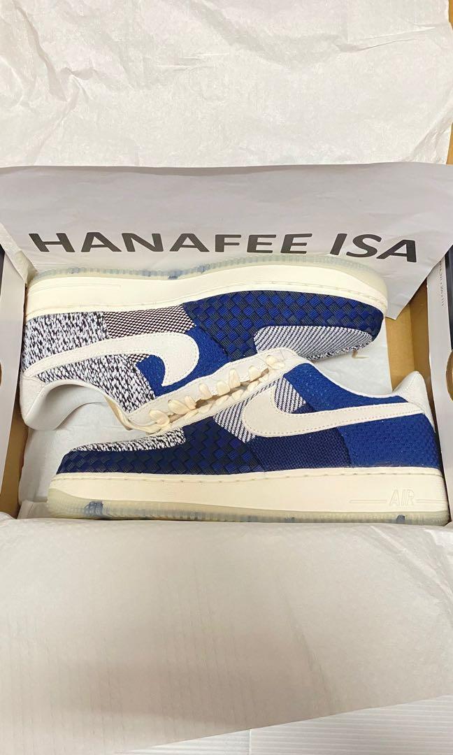 Nike Air Force 1 Sashiko UK7.5, Men's Fashion, Footwear, Sneakers ...