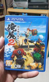 Oreshika 2 Sony Ps Vita Psvita Japan Game