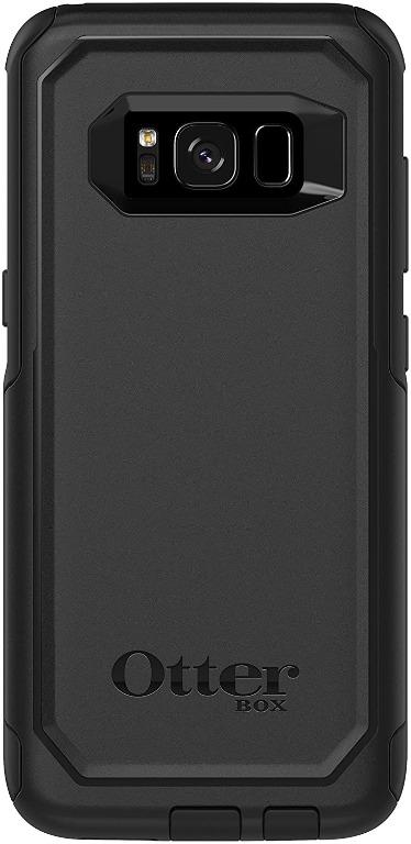 OtterBox Commuter Series for  Samsung Galaxy S8 (Black)