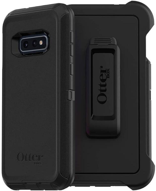 OtterBox Defender Series Case for Galaxy S10e (Black)