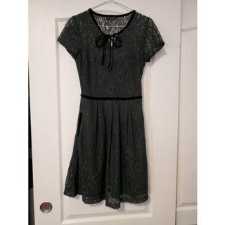 RW&Co Little Lace Dress With Pockets