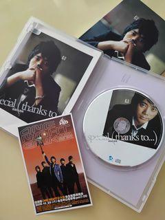 二手 信 首張個人感謝自選輯 國語專輯CD