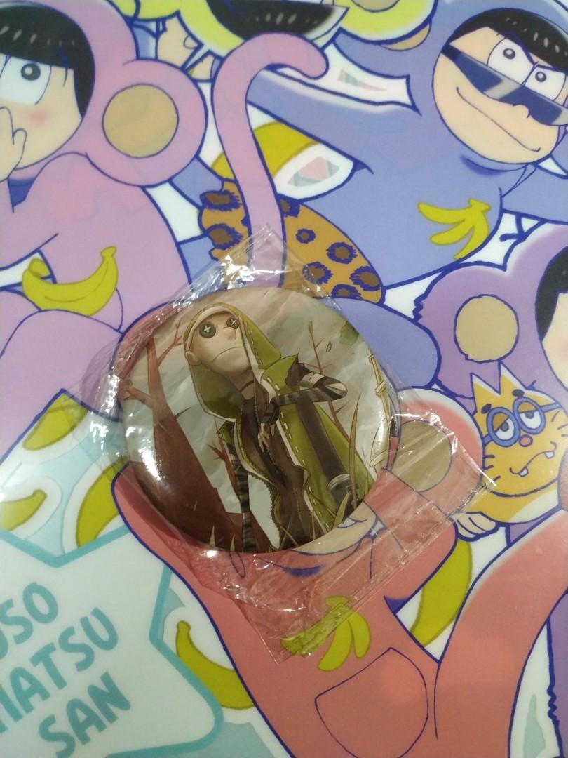 Anime badges