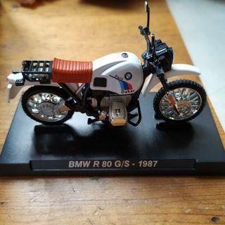 BMW 模型車 7-11