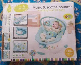 Bouncer baby mastella