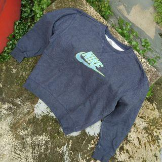 Crewneck/sweater nike spell out