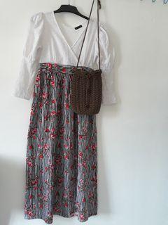Dress Panjang M'plus
