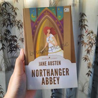 English Classics: Northanger Abbey by Jane Austen