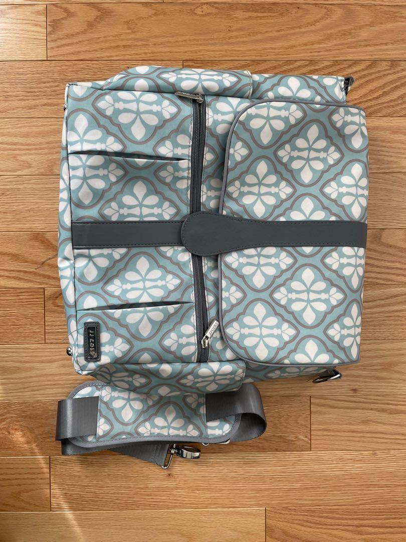 EUC JJ Cole Diaper Bag