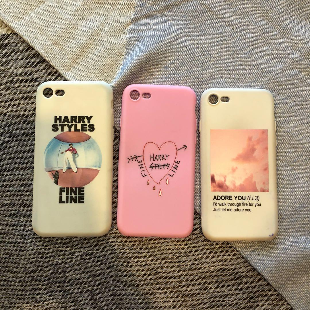 Harry Styles iPhone 6/6s/7/8/SE cases