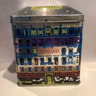 HEDIARD 絕版鐵盒