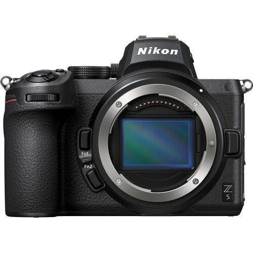 Kredit Nikon Z5 Mirrorless Digital Camera (Body Only)