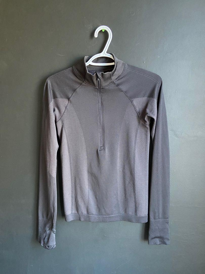 Lululemon Quarter Zip sz4