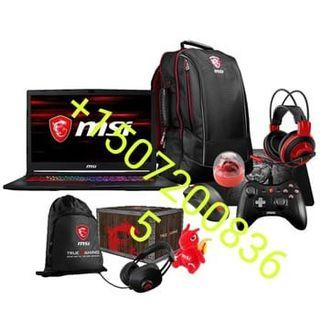 "MSI GT83VR TITAN 18.4"" GTX 1080 SLi Gaming Laptop + Mech. Keys i7-8850HQ, 64GB Memory 2TB -HDD + 512GB SSD"