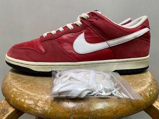 "Nike dunk low ""紅白"" size:11"