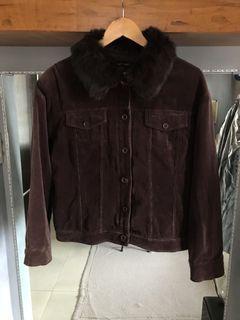 Rip Tide  Brown Corduroy Jacket