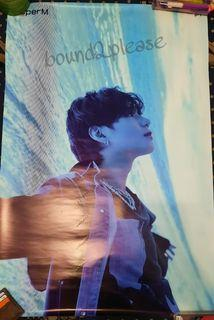 Rolled poster Taemin SuperM Super One