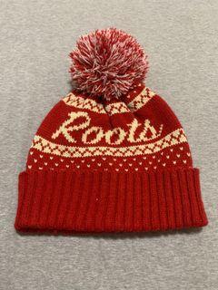 Roots毛帽