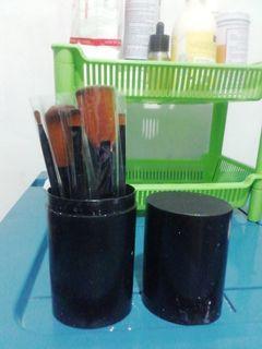 Set brush 10 pcs