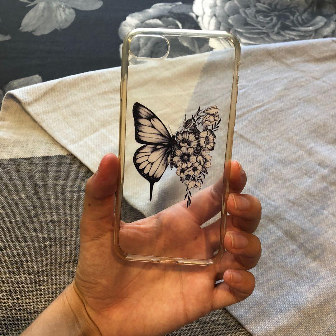 Shawn Mendes tattoo iPhone 6/6s/7/8/SE case
