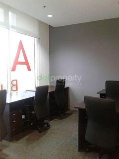 Spacy and Cozy Office Space for 4 Pax in Metropolitan Square