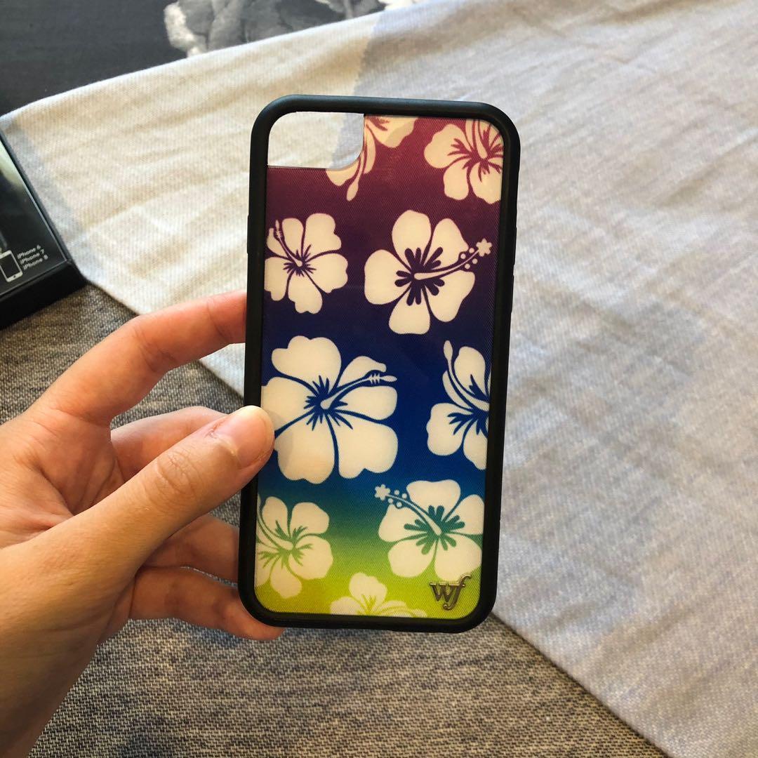 Wildflower iPhone 6/6s/7/8/SE case