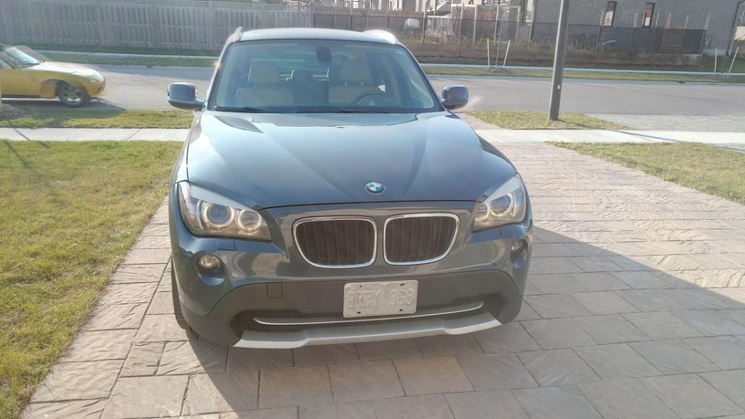2012 BMW X1 xDrive 28i All Wheel Drive