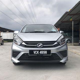 2018 Perodua Axia 1.0 G (TRUE YEAR MAKE)(TIP TOP ENGINE BODY )(RAYA CLEARANCE SALE)