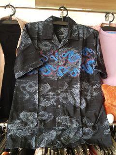 韓國帶回絕版古着襯衫
