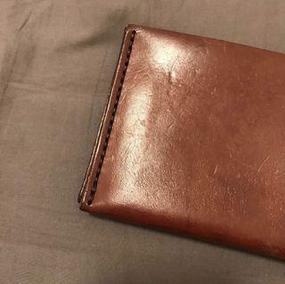 真皮皮革錢包👝皮夾#618