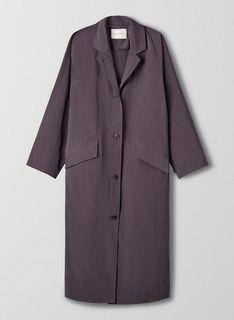 Aritzia Babaton Skylar Trench Coat Size XS