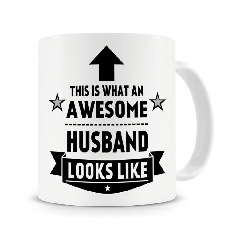 Booneewer cup –  Awesome father (Limited Stocks)