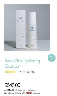 Caring Skin Acne Clear Hydrating Cleanser