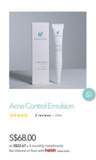 Caring Skin Acne Control Emulsion