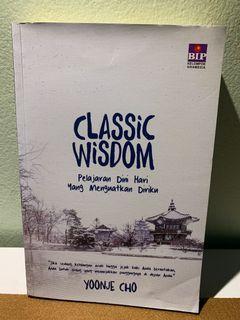Classic Wisdom Book