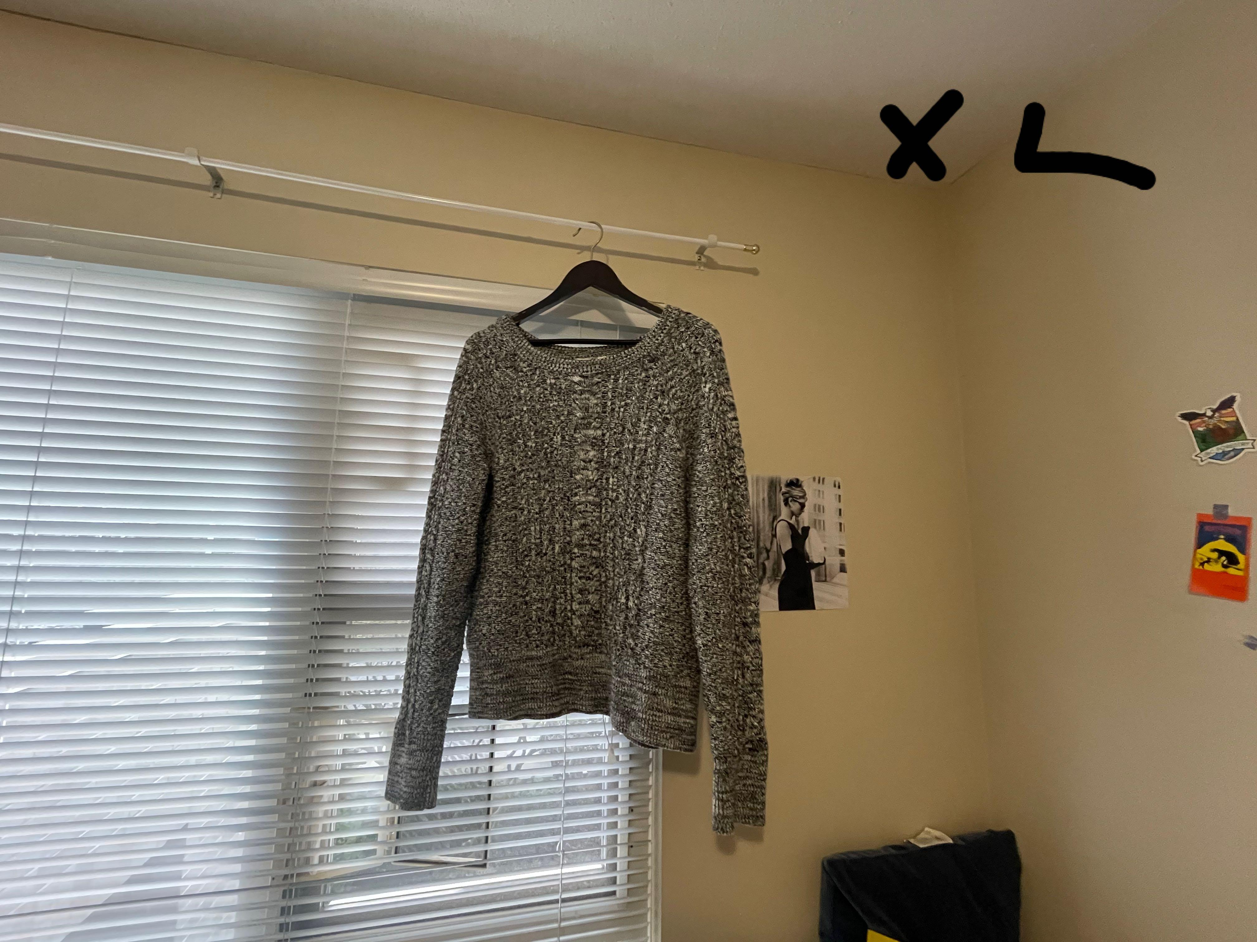 Dress, sweaters and shirts!