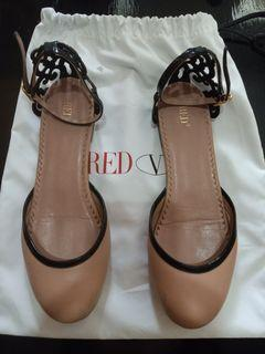 Flat shoes Red Valentino