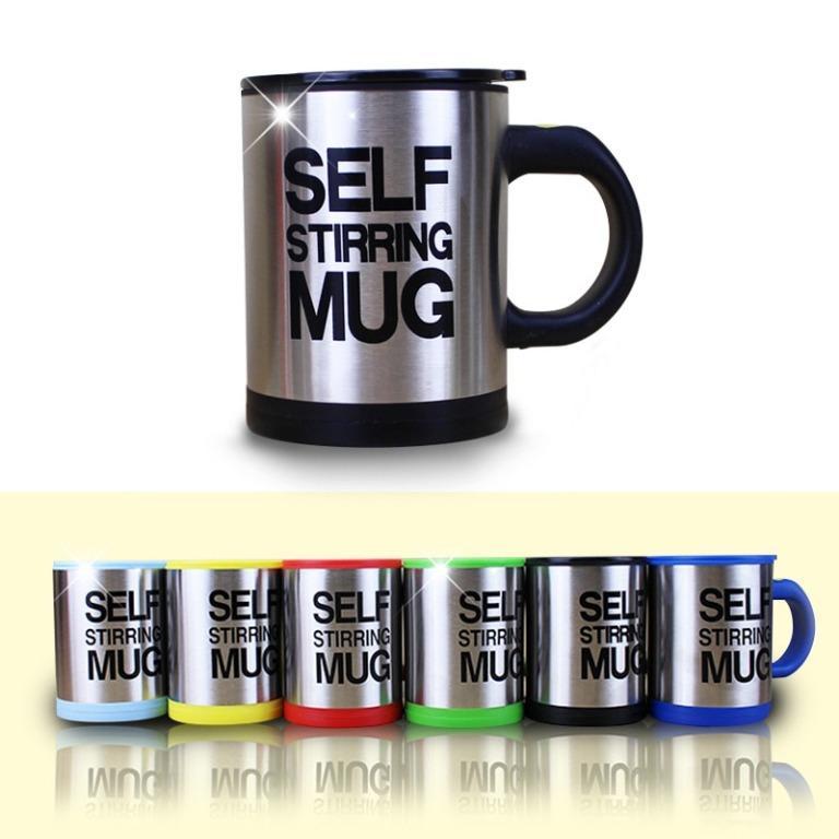 Fletcherewer Mug – self stirring mug (Limited Stocks)