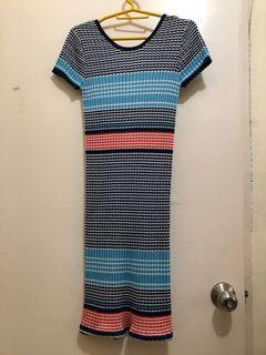 Forever 21 knit bodycon dress