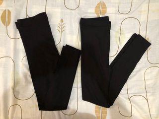 Forever 21 leggings (overrun)