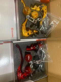 Handle brake