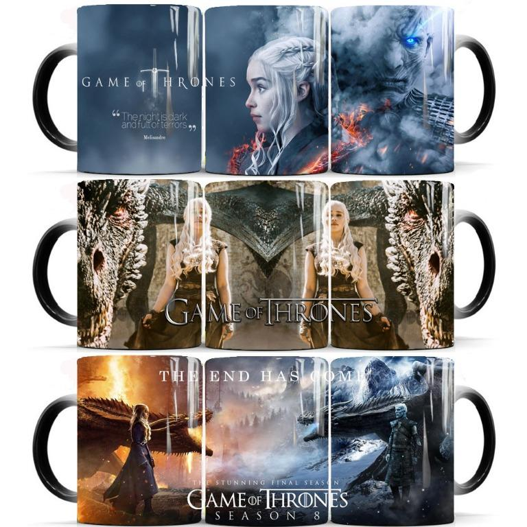 Harryewer cup – game of thrones (Limited Stocks)