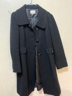 IRIS 70%羊毛大衣