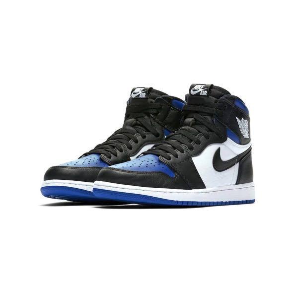 Jordan 1 Royal Toe GS